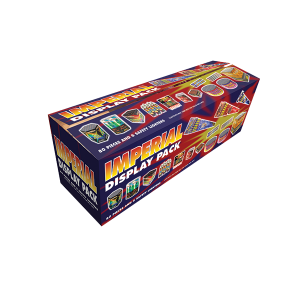 Cut Price Fireworks Leicester Imperial Display Pack