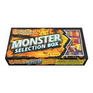 Cut Price Fireworks Leicester Monster Selection Box