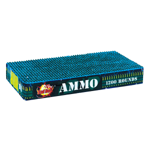 Cut Price Fireworks Leicester Bad Boy Ammo 1200 Rounds Barrage