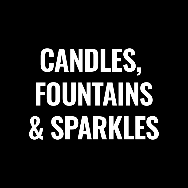 Cut Price Fireworks Leicester Candles Fountains Sparkles