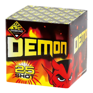 Cut Price Fireworks Leicester Demon 25 Shot Barrage