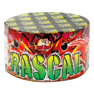 Cut Price Fireworks Leicester Rascal 46 Shot Barrage